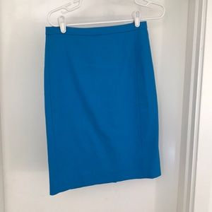 J. Crew lined pencil skirt